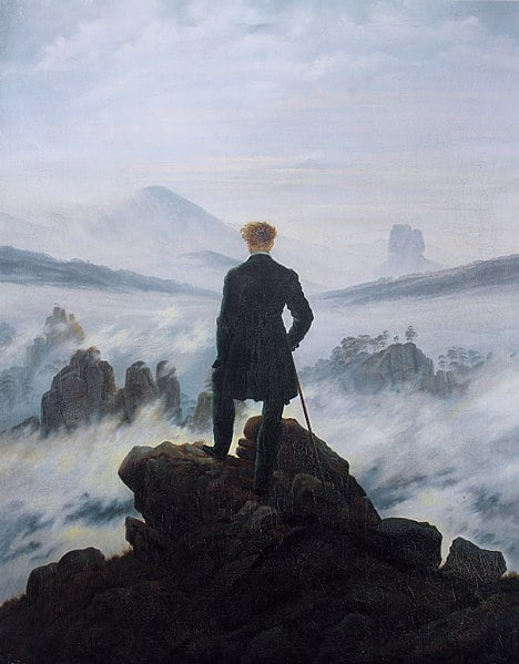 468px-Caspar_David_Friedrich_-_Wanderer_above_the_sea_of_fog